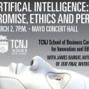 """Center Hosts """"Artificial Intelligence — Promise, Peril and Ethics"""" on March 2, 2015"""