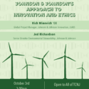 From Start-up Biolabs to Green Power: Johnson and Johnson's Approach to Innovation and Ethics